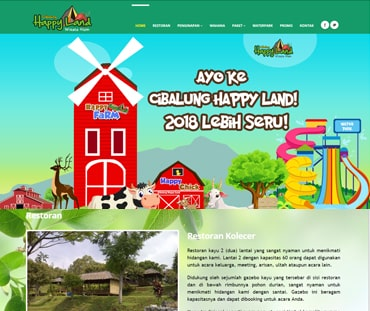 Cibalagung Happy Land