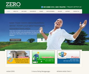 ZERO - Integrated Termite & Pest Control